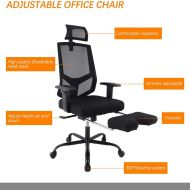 Ergonomic Office Mesh Chair 1500F 1W