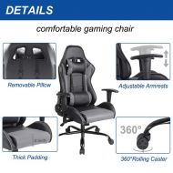Ergonomic Gaming Chair with Lumbar Support 3312