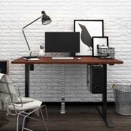Flexispot electric height adjustable standing desk, good quality, fast delivery