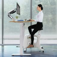 Home Office Standing Desk Mate--Under Desk Bikes  V9U/V9UB