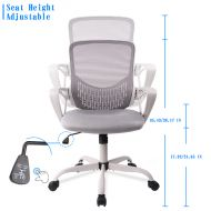Ergonomic Office Mesh Chair Mid Back Swivel Chair 1368