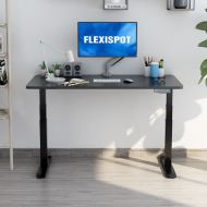 Electric Height Adjustable Desk: 3-Stage Quick Installation Option