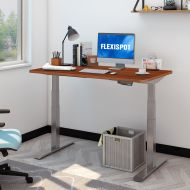 Electric Premium Quick-Install Height Adjustable Desk E6S+R5530N