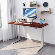 Electric Height Adjustable Desk: 3-Stage C Leg Option E7
