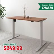 Value Electric Height Adjustable Desk EC1-42