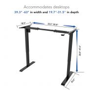Electric Height Adjustable Desk: 2-stage Economical Option EC1/EN1