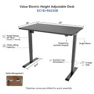 Value Electric Height Adjustable Desk EC1
