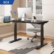 Electric Height Adjustable Standing Desk Frame Only Dual Motor EC4