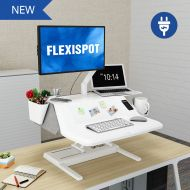 Stylish Electric Sit-Stand Workstation EM6W