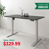 Electric Height Adjustable Standing Desk EN1-55