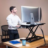 FlexiSpot Stand up Desk Converter -35 inches
