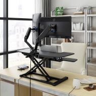 Flexispot Motorized AlcoveRiser Standing Desk Converters