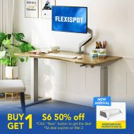 Manual Height Adjustable Desks with Curved Desktop Option - Spring Sale