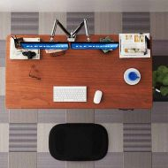 Height Adjustable Desk with Rectangular Top