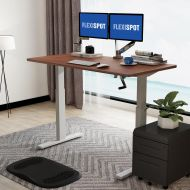 Manual Height Adjustable Desk Frames H2