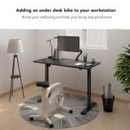 Electric Height Adjustable Standing Desk: 2-stage Economical Option EC1/EN1