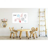Magnetic Dry Erase Board  36 x 24 Inch
