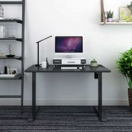 Monitor Stand workstation with  Storage Organizer DIY Drawer S1W