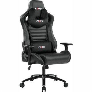 Gaming Chair with Footrest  8525