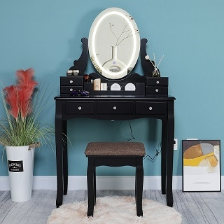Vanity Table Set YY001