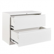 Two_Drawer Lateral File Cabinet 523