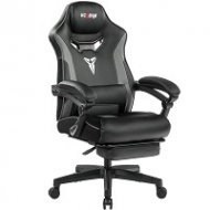 E-Sports Chair with Headrest and Lumbar Pillows 8521