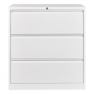 Three_Drawer Lateral File Cabinet 003