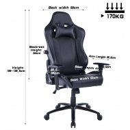 Ergonomic Gaming Chair 8238_2