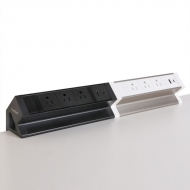 Clamp Power With USB PS09B/PS09W