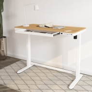 Comhar All-in-One Standing Desk Wooden Top - 48