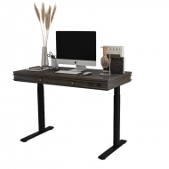 Theodore Standing Desk UD1B iwith blank back ground