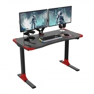 Electric Height Adjustable Gaming Desk - 48