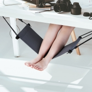 Protable Foot Hammock Under Desk FH01