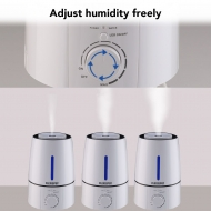 FLEXISPOT Cool Mist Humidifier for Bedroom, 3L Air Humidifiers for Babies