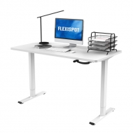 Hand Crank Height Adjustable Desk H1