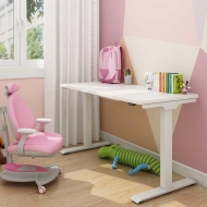 Height Adjustable Ergonomic Study Desk