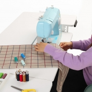 Height Adjustable Sewing Table