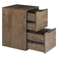 2 Drawers File Cabinet  001