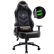 Fluorescent Racing Style Chair 1325