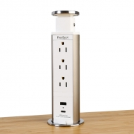 Power Strip With USB PS12S