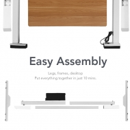 Adjustable Standing Desk Pro Series