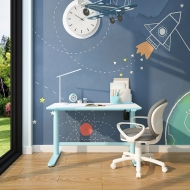 Height Adjustable Ergonomic Study Desk/Kids Desk -40