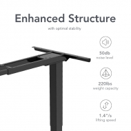 Enhanced structure with optimal stability