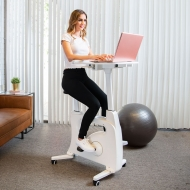 Tiktok Viral Desk Bike/Bike Workstation V9