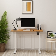 Willow Solid Wood Standing Desk (Eco & Pro)