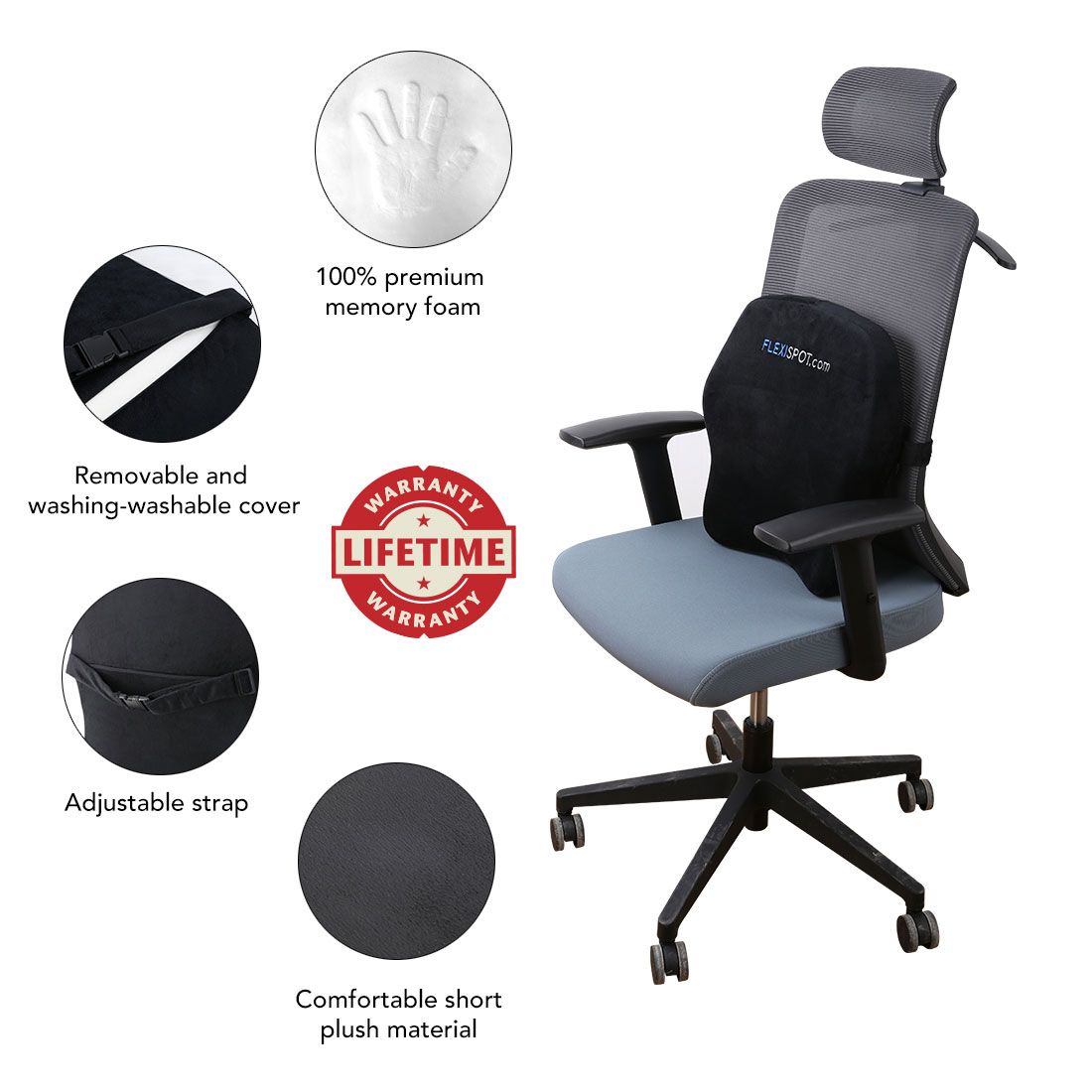 Sensational Lumbar Support Pillow Bc1 Caraccident5 Cool Chair Designs And Ideas Caraccident5Info