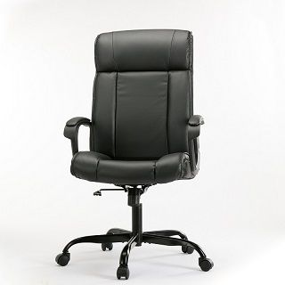 Ergonomic Office Chair with Armrests Headrest and Lumbar Support 3361L