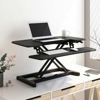 AlcoveRiser Standing Desk Converters - Eco Series 35""