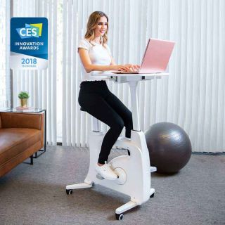 All-in-One Desk Bikes - Deskcise Pro