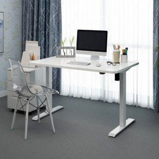 Electric Height Adjustable Standing Desk - Buy More, Save More